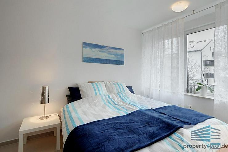 Sehr schönes möbliertes 1.0-Zimmer Appartement in München Schwabing-Nord / Milbertshofe... - Wohnen auf Zeit - Bild 1
