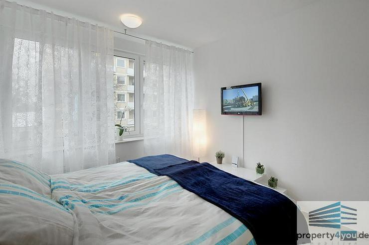 Bild 2: Sehr schönes möbliertes 1.0-Zimmer Appartement in München Schwabing-Nord / Milbertshofe...