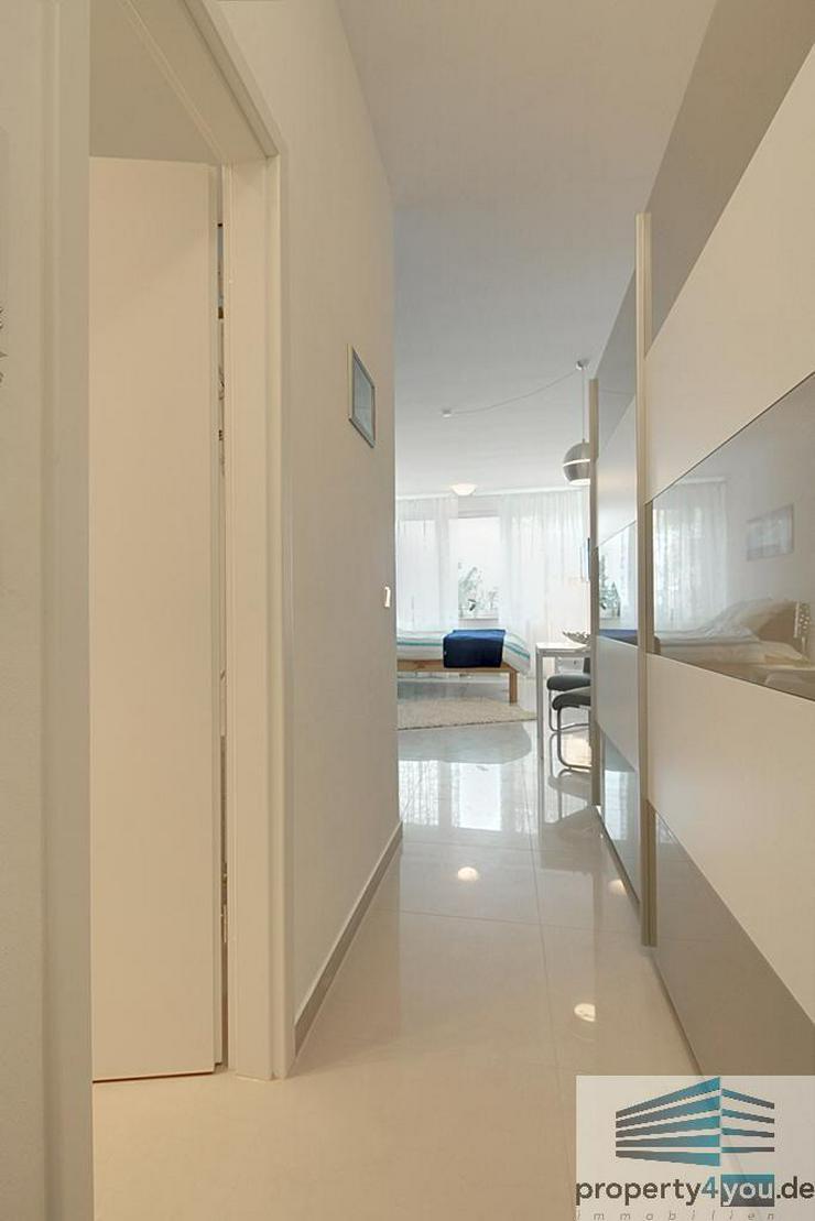 Bild 3: Sehr schönes möbliertes 1.0-Zimmer Appartement in München Schwabing-Nord / Milbertshofe...
