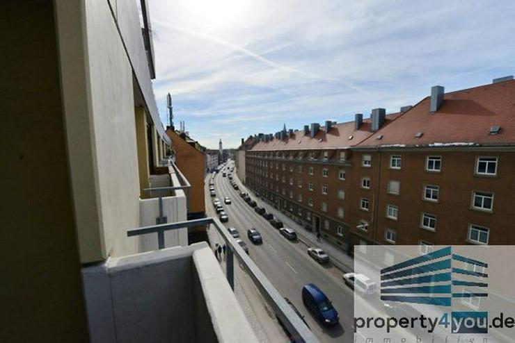 TOP Möblierte 1-Zimmer Wohnung mit mehreren Betten - Wohnen auf Zeit - Bild 1