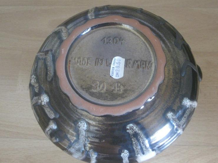 Bild 3: Vase aus Keramik in gutem Zustand