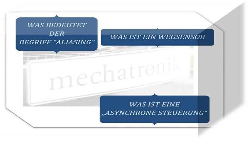Mechatronik: englisch uebersetzen studieren - Lexika & Chroniken - Bild 1