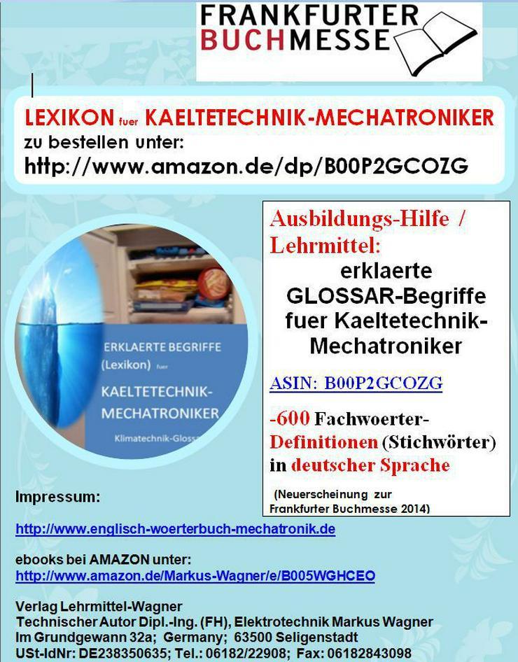 Bild 4: Mechatronik: englisch uebersetzen studieren