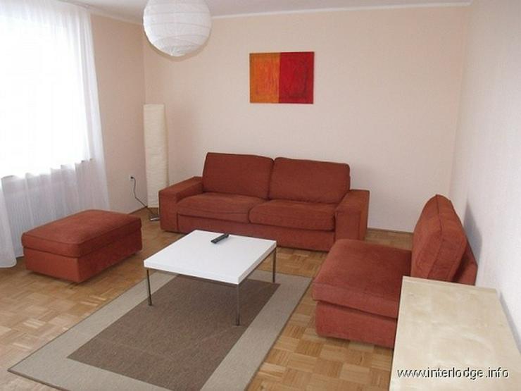 Bild 2: INTERLODGE Freundlich möblierte Wohnung in BO-Querenburg in Uni Nähe, 2 Schlafzimmer.