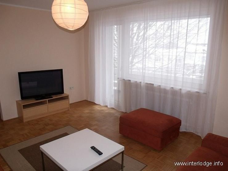 INTERLODGE Freundlich möblierte Wohnung in BO-Querenburg in Uni Nähe, 2 Schlafzimmer. - Wohnen auf Zeit - Bild 1