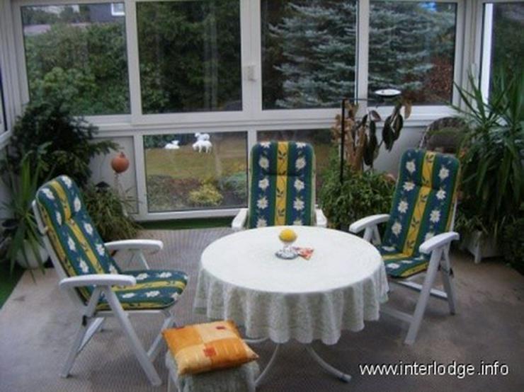 INTERLODGE Gemütliche Wohnung mit großem Wintergarten in ruhiger Lage in Essen-Borbeck - Wohnen auf Zeit - Bild 1