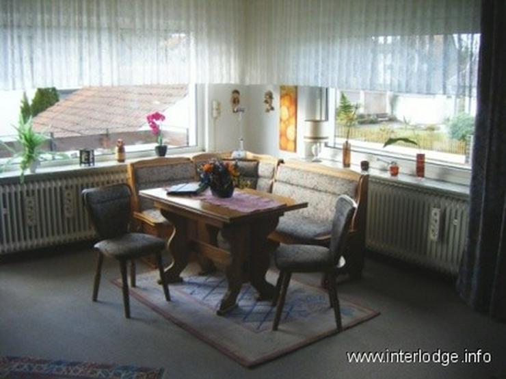 Bild 3: INTERLODGE Neu und modern möblierte Dachgeschosswohnung mit Balkon in Essen-Bredeney.