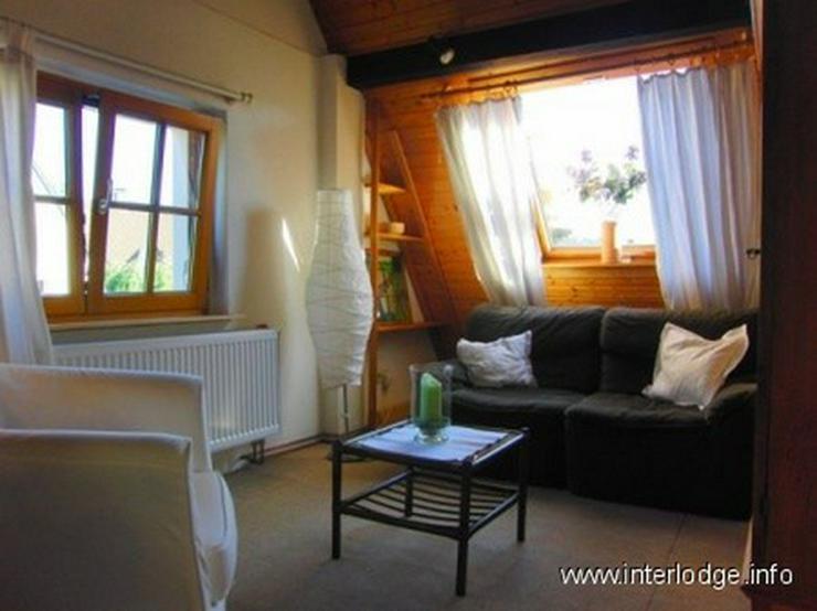 INTERLODGE Im Landhausstil eingerichtetes Giebel-Apartment in Essen-Stadtwald. - Wohnen auf Zeit - Bild 1