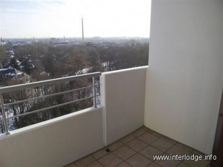 Bild 2: INTERLODGE Wohnen auf Zeit über den Dächern von Gelsenkirchen. Möbliertes Apartment in ...