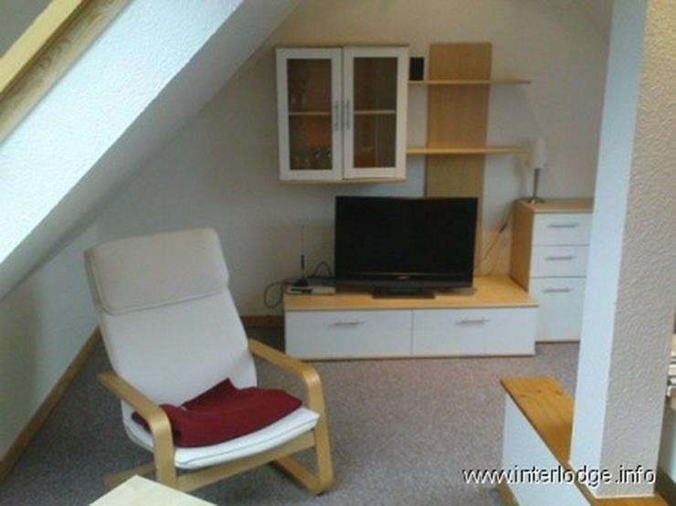 INTERLODGE Modern möblierte Maisonettewohnung in Bottrop-Welheim. - Wohnen auf Zeit - Bild 1