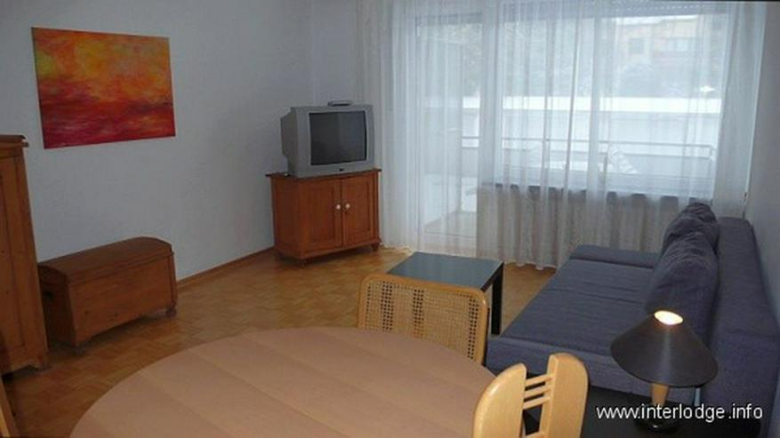 Bild 4: INTERLODGE Modern möbliertes Apartment mit Balkon in Essen-Bredeney.
