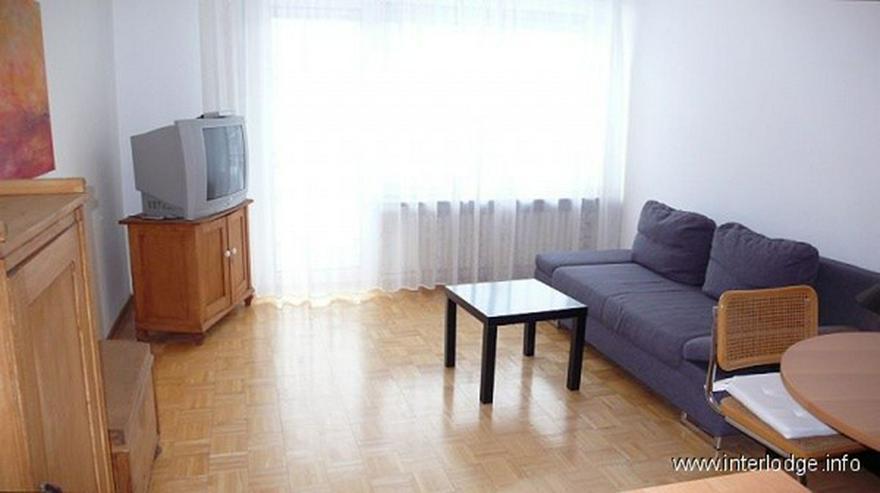 Bild 2: INTERLODGE Modern möbliertes Apartment mit Balkon in Essen-Bredeney.