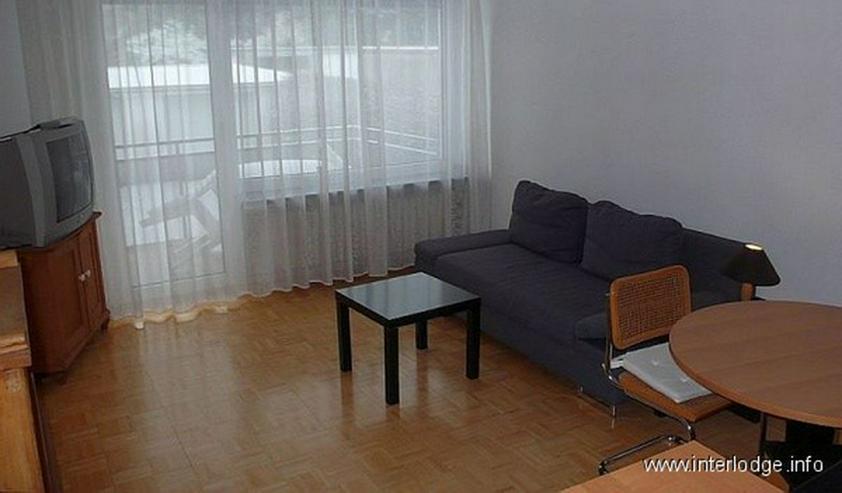 Bild 3: INTERLODGE Modern möbliertes Apartment mit Balkon in Essen-Bredeney.