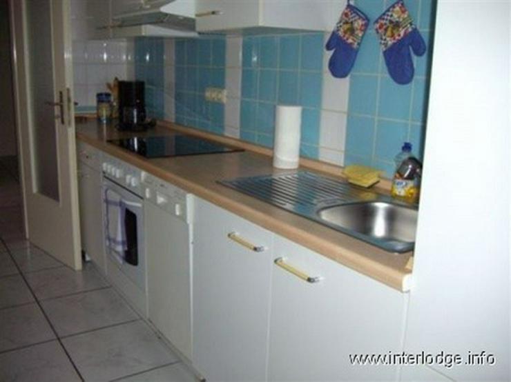 Bild 3: INTERLODGE Gut möblierte Wohnung mit kleiner Terrasse in Bochum-Laer.