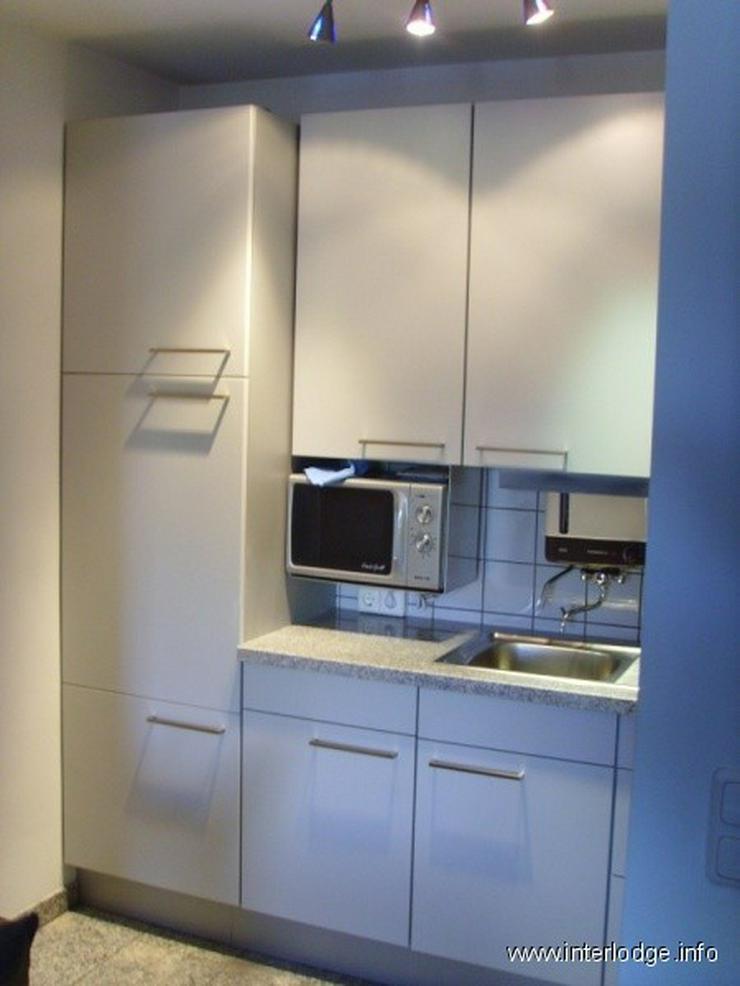 Bild 6: INTERLODGE Modern möblierte Erdgeschoß-Wohnung mit Balkon in Bochum-Wattenscheid.