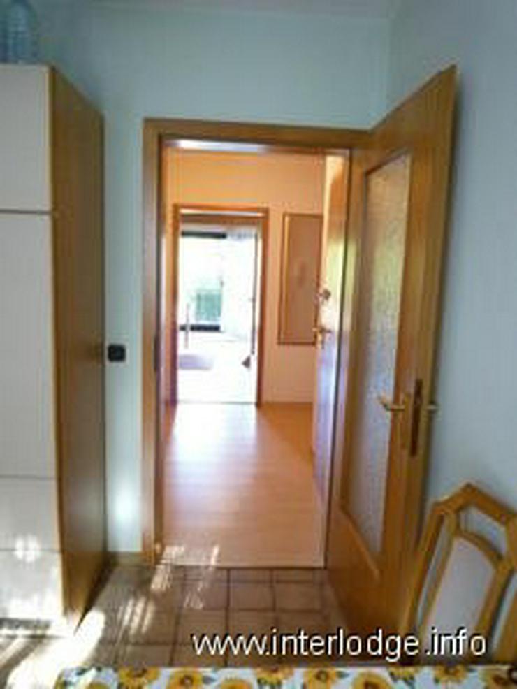 Bild 3: INTERLODGE Stilvoll möbliertes Apartment mit Balkon und Garage nahe Volkspark in Bochum-W...