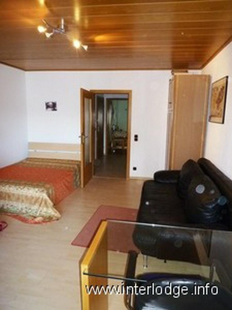 INTERLODGE Stilvoll möbliertes Apartment mit Balkon und Garage nahe Volkspark in Bochum-W... - Wohnen auf Zeit - Bild 1