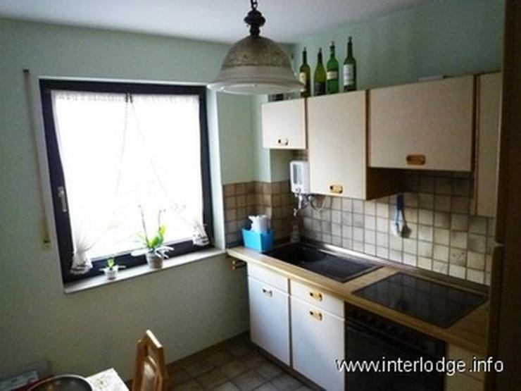 Bild 4: INTERLODGE Stilvoll möbliertes Apartment mit Balkon und Garage nahe Volkspark in Bochum-W...