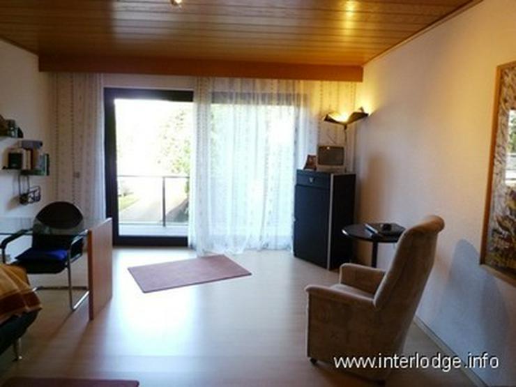 Bild 2: INTERLODGE Stilvoll möbliertes Apartment mit Balkon und Garage nahe Volkspark in Bochum-W...