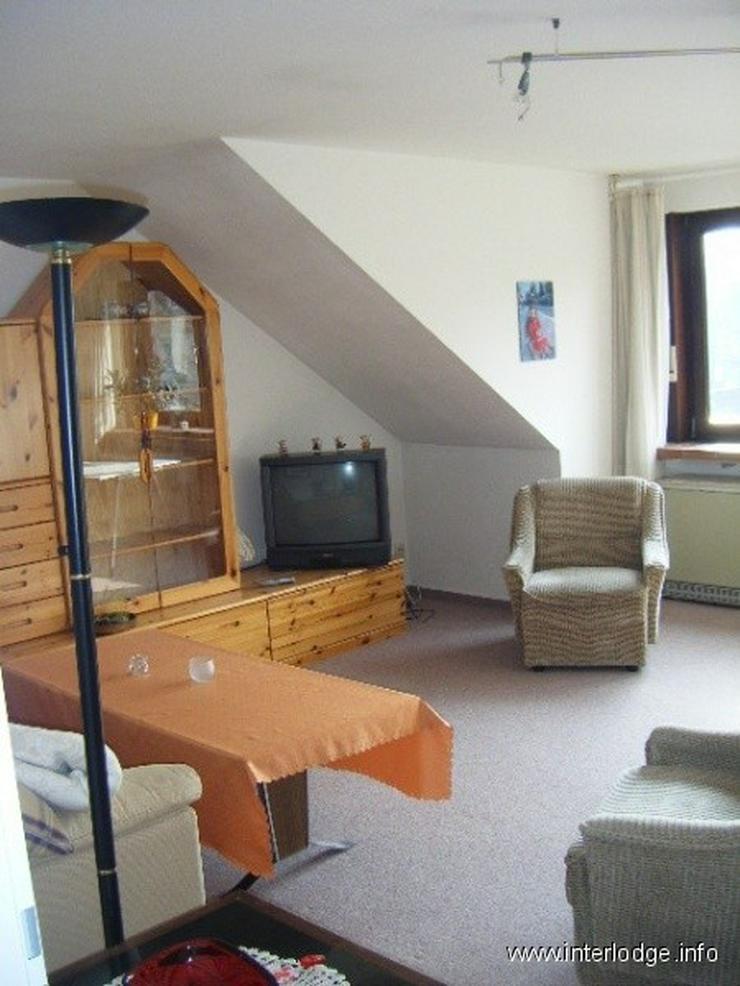 INTERLODGE Maisonettewohnung in Essen-Heisingen im Einfamilienhaus in ruhiger Lage - Wohnen auf Zeit - Bild 1