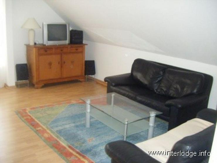 Bild 3: INTERLODGE Moderne, komfortable Maisonette-Wohnung mit WLAN in bevorzugter Lage in Bochum-...