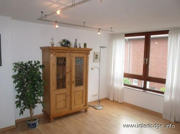 Bild 2: INTERLODGE Moderne, komfortable Maisonette-Wohnung mit WLAN in bevorzugter Lage in Bochum-...