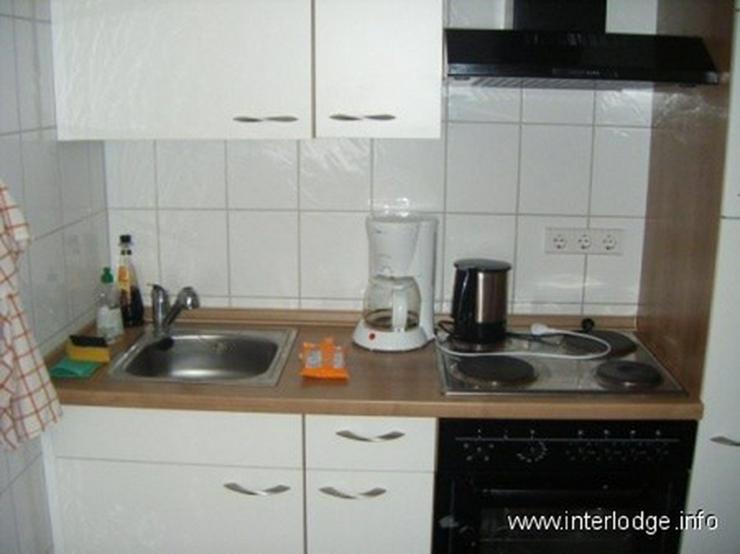 Bild 5: INTERLODGE Modern und neu möblierte Wohnung mit Balkon und 2. Schlafraum in Essen-City - ...