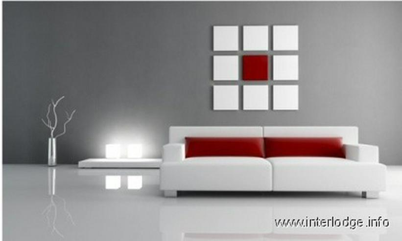 INTERLODGE Modern und neu möblierte Wohnung mit Balkon u. 2. Schlafraum in Essen-City - N... - Wohnen auf Zeit - Bild 1