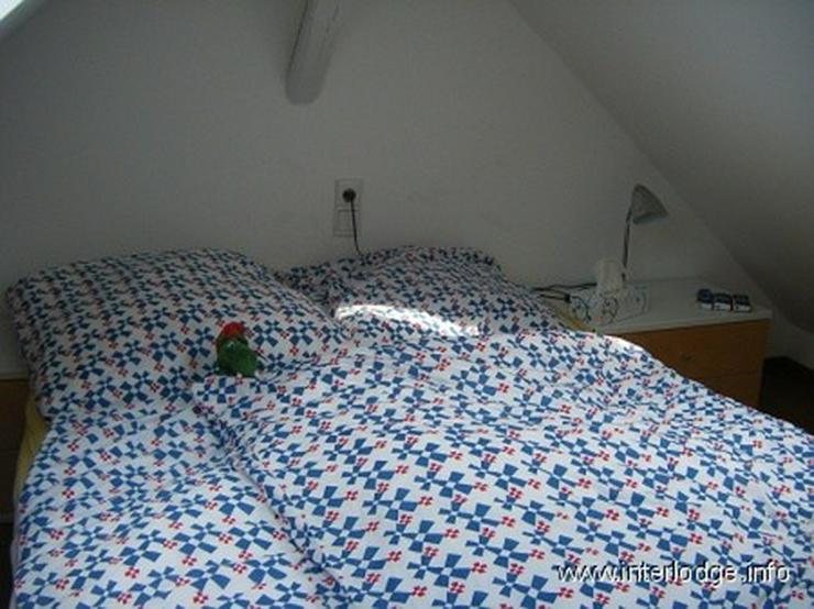 Bild 2: INTERLODGE Modern und neu möblierte Maisonettewohnung mit 2. Schlafraum in Essen-City - N...