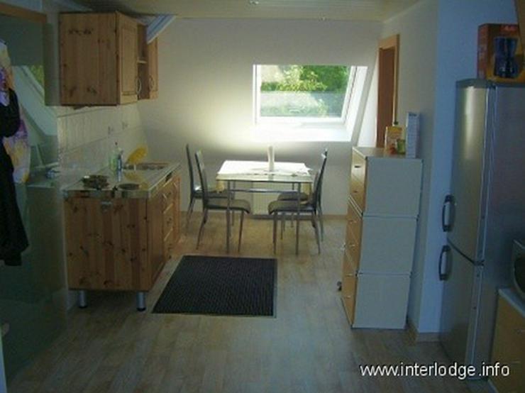 Bild 4: INTERLODGE Modern und neu möblierte Maisonettewohnung mit 2. Schlafraum in Essen-City - N...