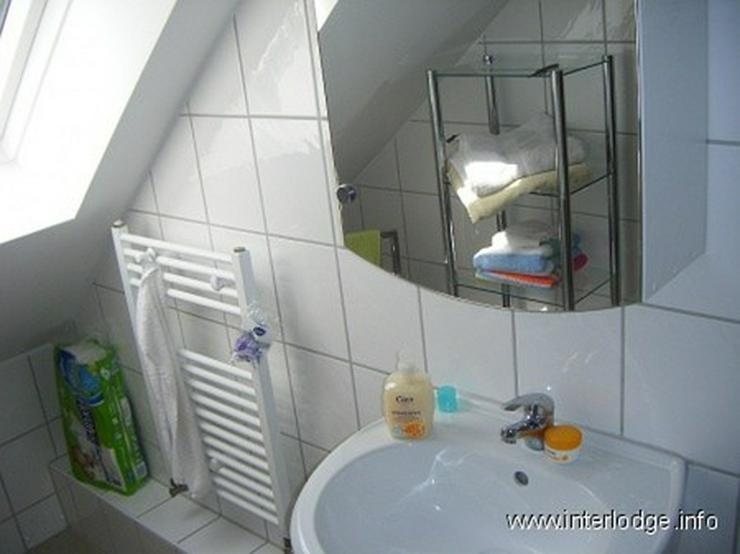 Bild 5: INTERLODGE Modern und neu möblierte Maisonettewohnung mit 2. Schlafraum in Essen-City - N...