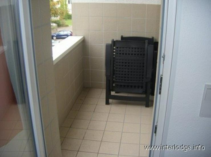 Bild 5: INTERLODGE Modern und neu möblierte Wohnung mit Balkon u. 2. Schlafraum in Essen-City - N...