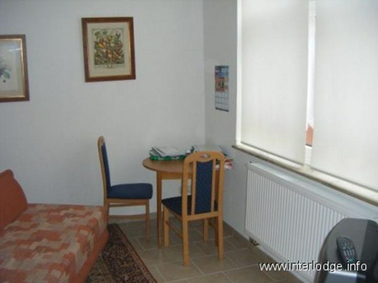 Bild 2: INTERLODGE Modern möblierte 2 Zimmer Erdgeschosswohnung in Düsseldorf - Oberbilk.