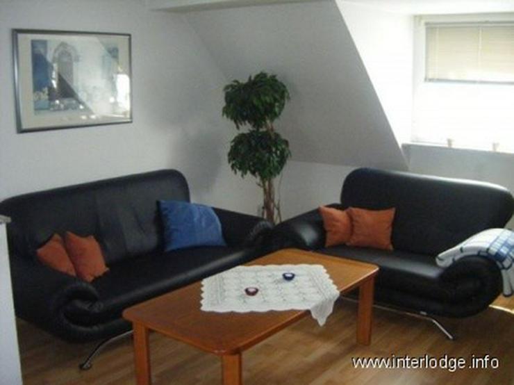INTERLODGE Komfortabel möblierte Maisonette-Wohnung in Essen-Rüttenscheid - in bevorzugt... - Wohnen auf Zeit - Bild 1