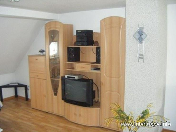 Bild 3: INTERLODGE Komfortabel möblierte Maisonette-Wohnung in Essen-Rüttenscheid - in bevorzugt...