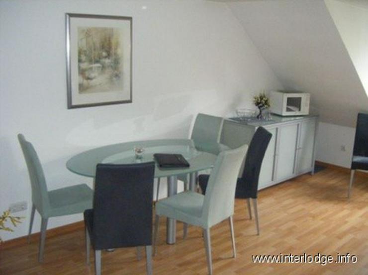Bild 5: INTERLODGE Komfortabel möblierte Maisonette-Wohnung in Essen-Rüttenscheid - in bevorzugt...