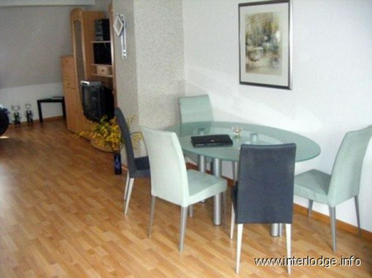 Bild 4: INTERLODGE Komfortabel möblierte Maisonette-Wohnung in Essen-Rüttenscheid - in bevorzugt...