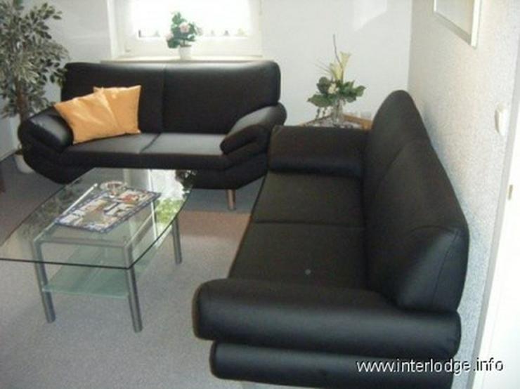 INTERLODGE Möblierte 3 Zimmer Wohnung mit hochwertiger Ausstattung. Ruhige Lage. Nähe Un... - Wohnen auf Zeit - Bild 1