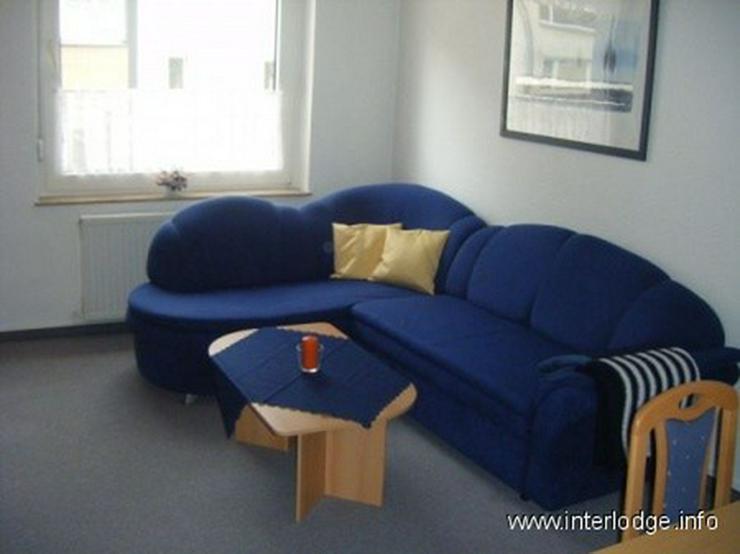 Bild 5: INTERLODGE Möblierte 3 Zimmer Wohnung mit hochwertiger Ausstattung. Ruhige Lage. Nähe Un...