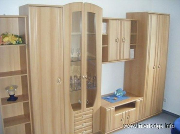Bild 6: INTERLODGE Möblierte 3 Zimmer Wohnung mit hochwertiger Ausstattung. Ruhige Lage. Nähe Un...