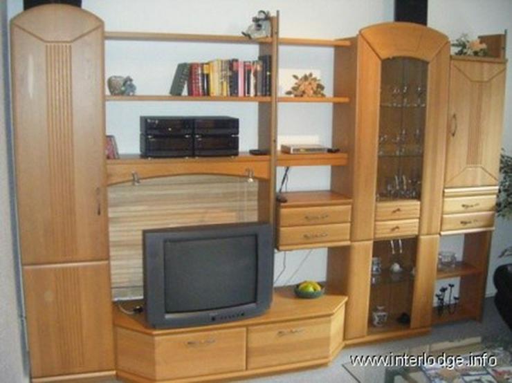 Bild 2: INTERLODGE Möblierte 3 Zimmer Wohnung mit hochwertiger Ausstattung. Ruhige Lage. Nähe Un...