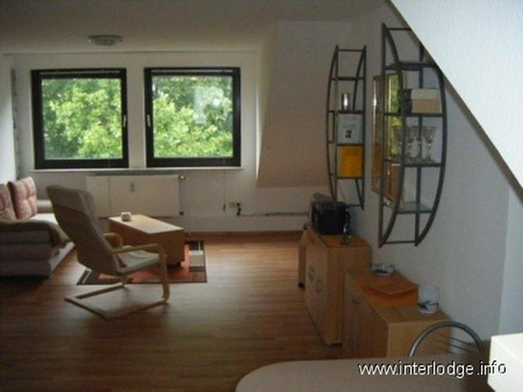 Bild 3: INTERLODGE Modern möbliertes, sehr helles Apartment in Essen-Altendorf