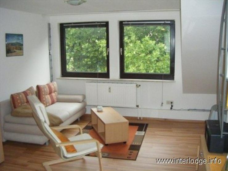 INTERLODGE Modern möbliertes, sehr helles Apartment in Essen-Altendorf - Wohnen auf Zeit - Bild 1