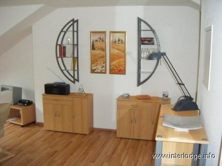 Bild 2: INTERLODGE Modern möbliertes, sehr helles Apartment in Essen-Altendorf