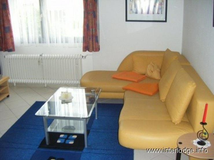 INTERLODGE Neu und modern möblierte Wohnung mit großem Wohnraum und 2 Schlafzimmer in Ra... - Wohnen auf Zeit - Bild 1