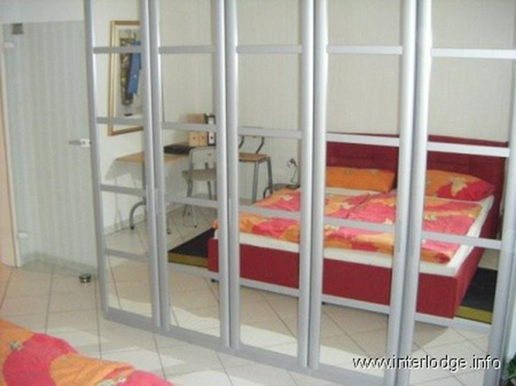 Bild 6: INTERLODGE Neu und modern möblierte Wohnung mit großem Wohnraum und 2 Schlafzimmer in Ra...