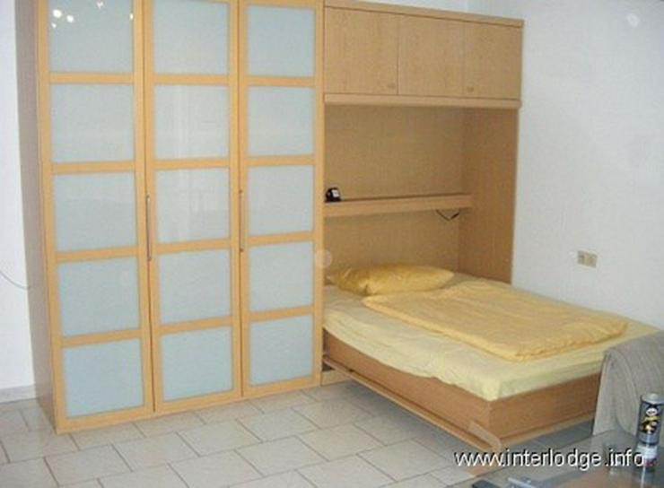 Bild 4: INTERLODGE Hochparterre: Neu und modern möbliertes Apartment mit Balkon in Ratingen.