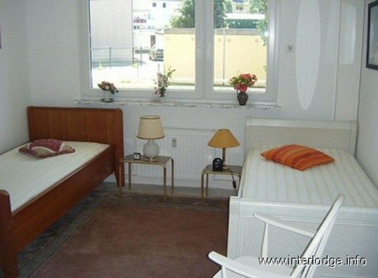 Bild 3: INTERLODGE Ideal für Monteure: Zweckmäßig eingerichtete Gästewohnung mit Balkon in Ess...