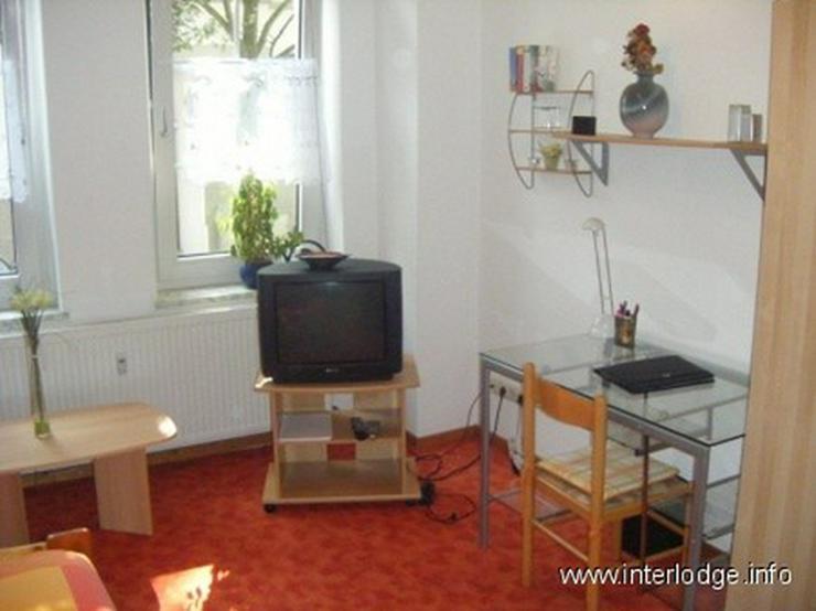 INTERLODGE Gemütlich möbliertes Apartment in ruhiger Seitenstr. in Essen-Frohnhausen. - Wohnen auf Zeit - Bild 1