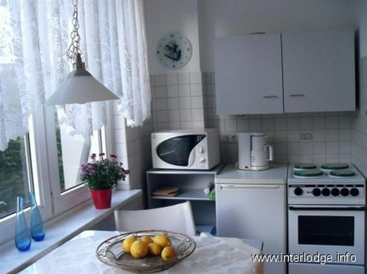 Bild 8: INTERLODGE Modern möblierte Wohnung in ruhiger Seitenstraße in Essen-Frohnhausen.